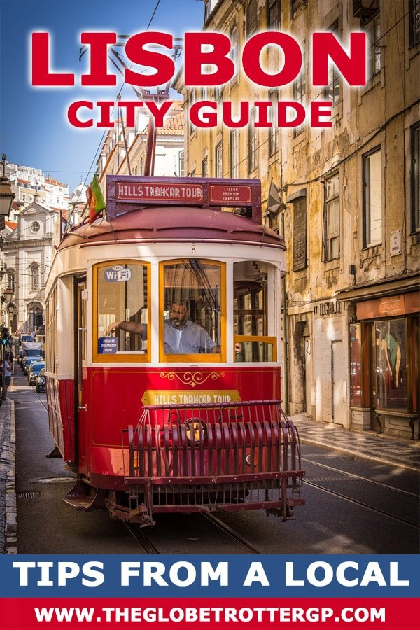 Lisbon city guide by a local with the best things to do in Lisbon, what you can miss and what you cant miss