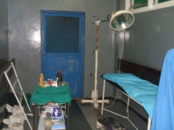 volunteering in a hospital in ghana