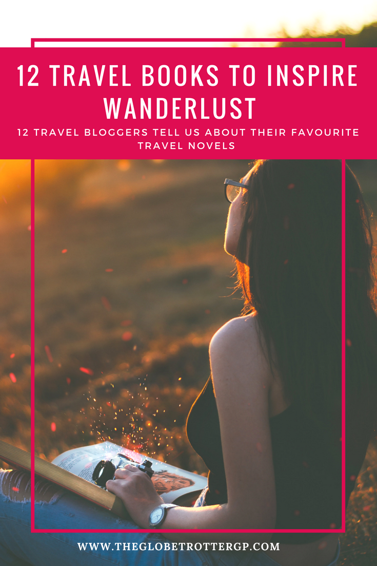 12 of the Best travel novels to inspire wanderlust! Add these great travel books recommended by top travel bloggers to your reading list! Books which will inspire adventure and spark ideas for travel. But please be warned, these books may induce uncontrollable wanderlust and give you itchy feet!