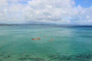 things to do in byron bay sea kayaking trip