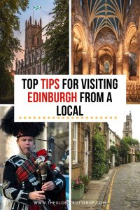 edinburgh tips