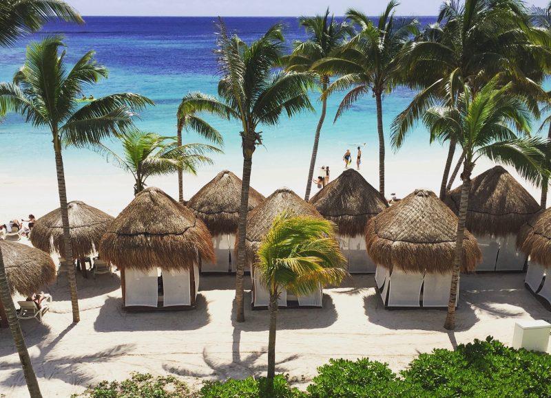 Secrets Resort Akumal Mexico - sunny winter holidays