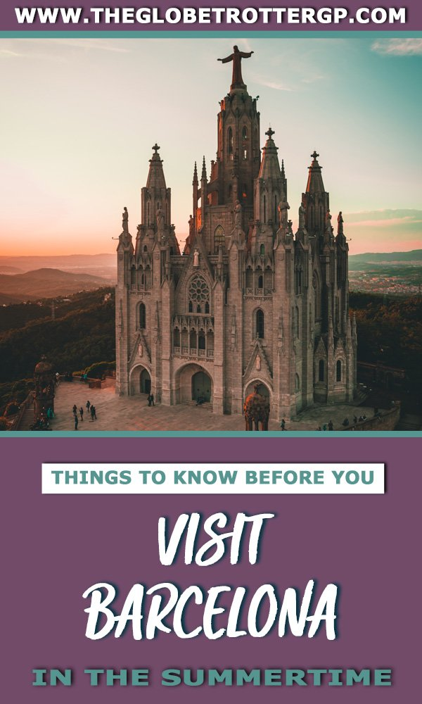 Visiting Barcelona in summer? Find out everything you need to know to plan a Barcelona city break. From the best festivals to the best things to do in Barcelona. Europe city breaks #barcelona