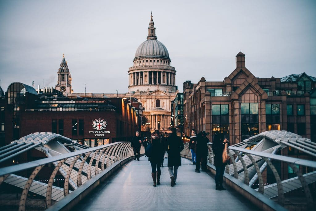 best city breaks for couples - london