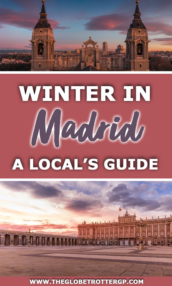Planning a city break in Madrid in winter? This Madrid city break guide written by a local is packed with madrid tips including the best places to eat in madrid and the best things to do in madrid! #madrid