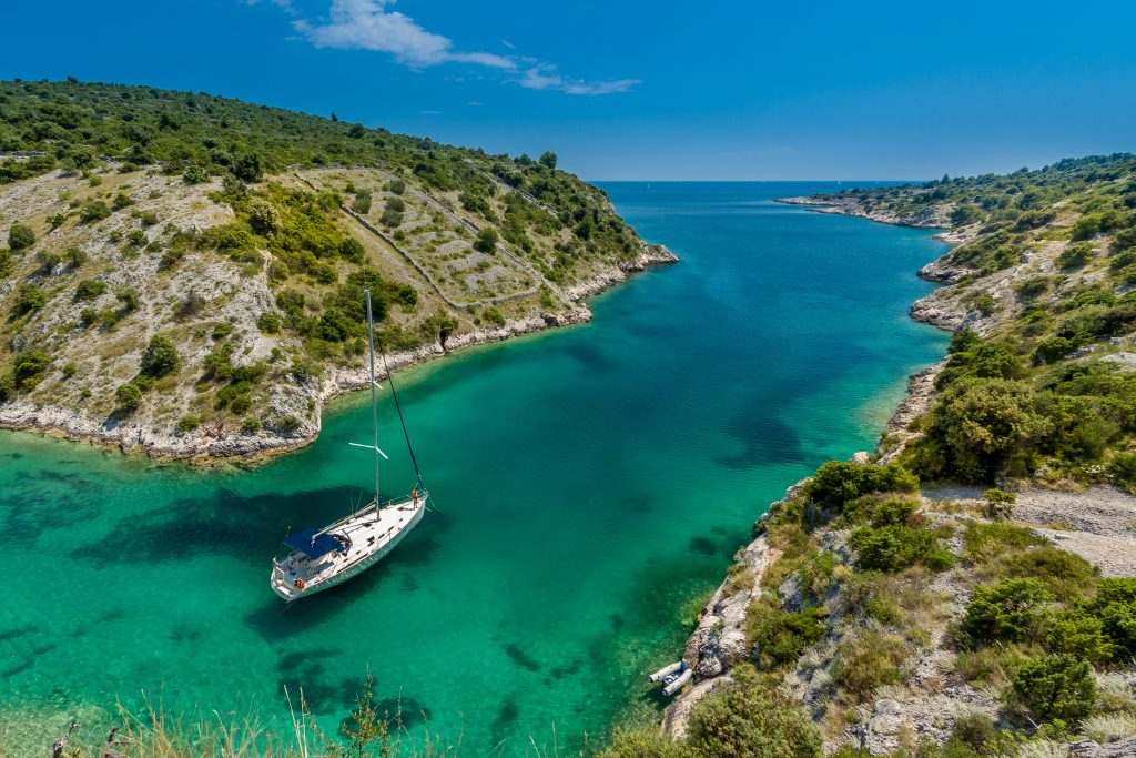 spend your holiday entitlement sailing in croatia