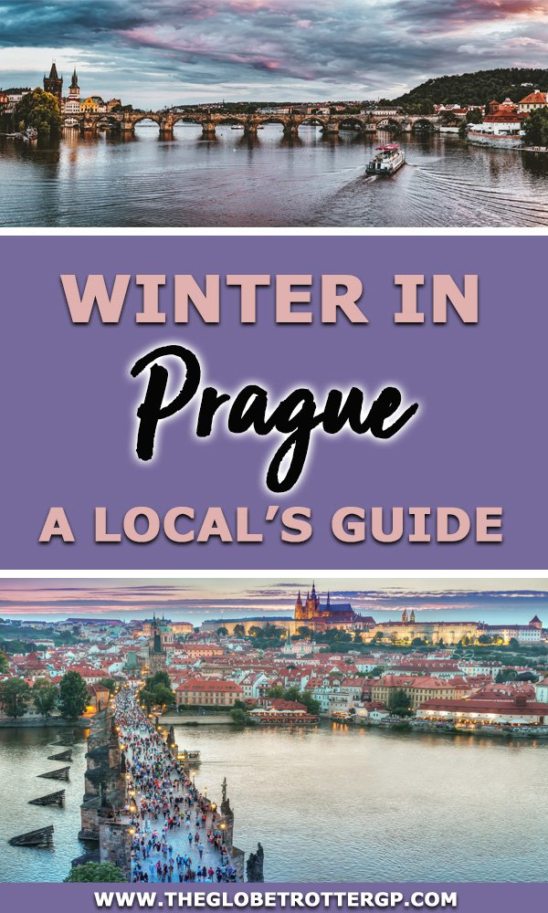 Visiting Prague in winter? Thsi winter Prague travel guide written by a local includes all the essentials for visiting Prague from things to do in Prague to where to eat and drink. Includes advice about Prague at Christmas and New Years Eve #prague #pragueinwinter