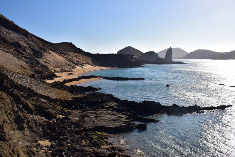 bartolome island galapagos south america itinerary