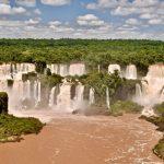 igauzu falls brazil south america itinerary
