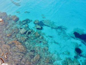 Favignana, Sicily Calla Rossa beach