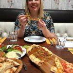 Enjoy some turkish food at Saray restaurantt, various dishes.