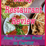 Saray Restaurant in Cardiff - the best turkish food in Cardiff. Find out why its the best kebab in wales in this restaurant review. Find the best places to eat in Cardiff. A food lovers guide!