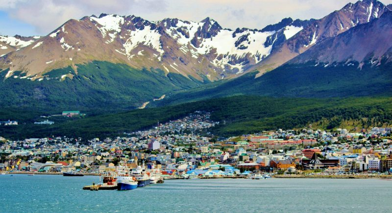 ushuaia south america itinerary argentina