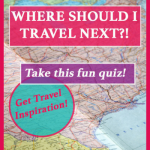Where should I travel next? Take this fun travel quiz to decide where your next backpacking destination will be. Get travel inspiration and fuel your wanderlust with these backpacking destination ideas. Find out which is the best country for backpacking based on your travel style #travelinspiration #bestplacestobackpack #bestplacestovisit