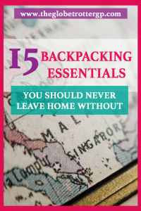 Packing Cubes & Other Backpacking Essentials for Your Packing List for vacations. Don't leave without the backpacker gadgets and gizmos in this travel checklist to make your life easier. Backpacking tips and backpacker hacks #tripplanning #travelchecklist #backpackingchecklist