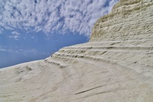 The white steps at agrigento - add it to your 10 day sicily itinerary