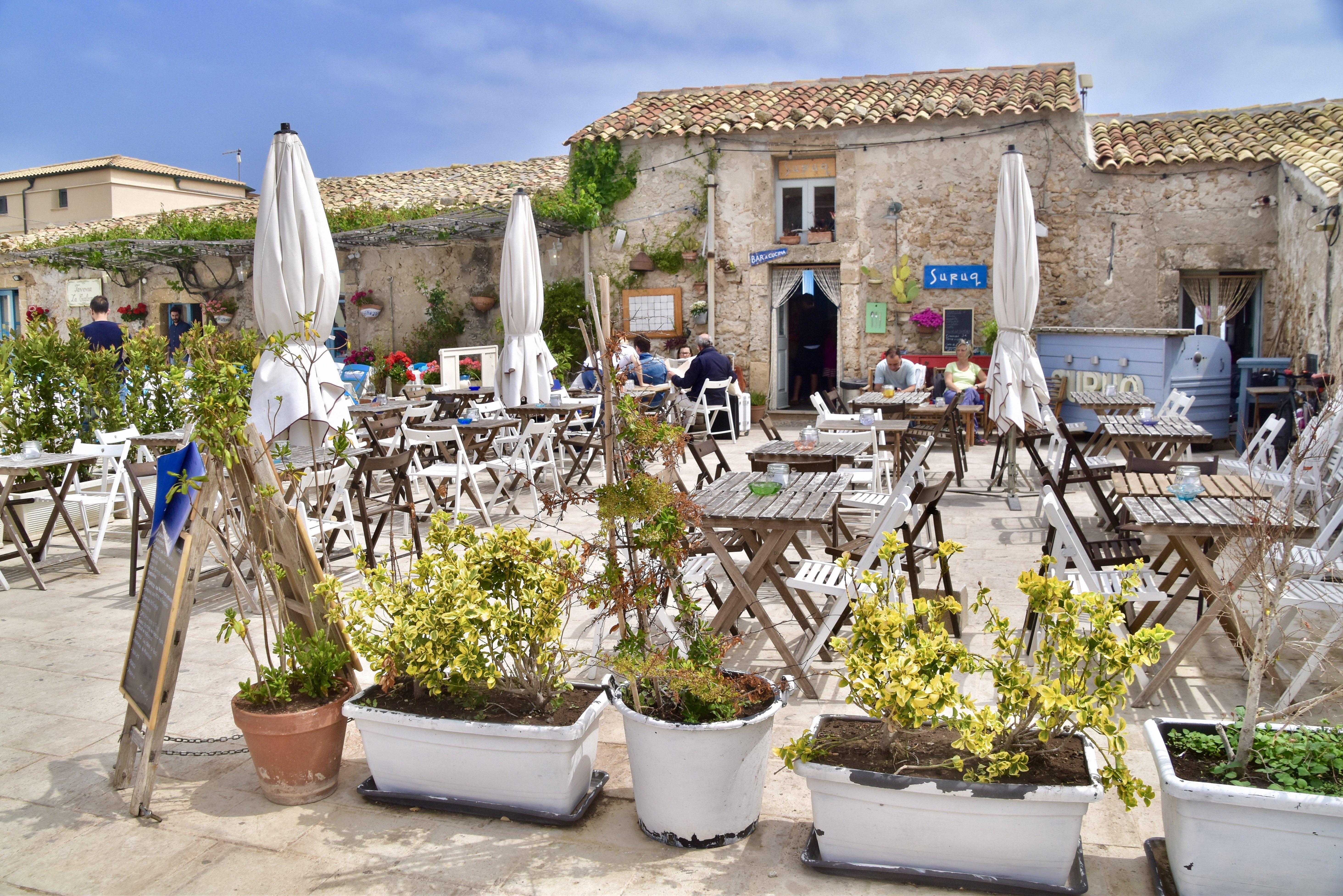 marzamemi restaurant sicily
