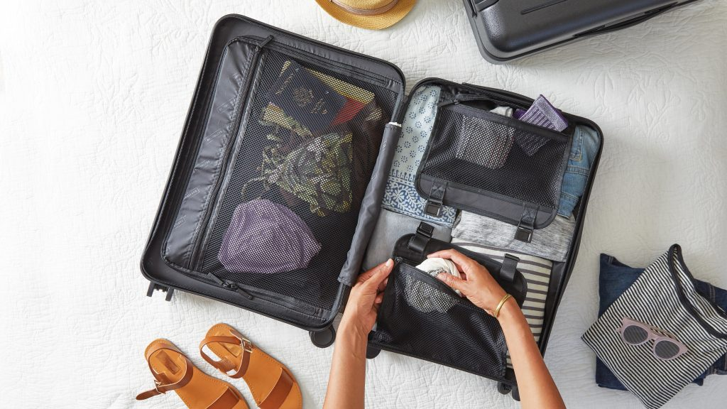 packing the backpacking essentials