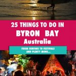 25 Best things to do in Byron Bay Australia. Planning a Byron Bay Vacation? Add these Byron bay activities and Byron bay destinations to your Byron bay bucket list. If you plan to travel Byron Bay perhaps on an east coast Australia road trip you'll want to check out these adventure activities in Byron Bay and put them on your Byron Bay itinerary. #byronbay #australia