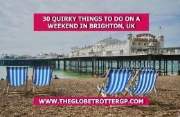 Quirky things to do in Brighton on a Brighton Girls weekend. From the wird to the wacky, theres plenty here for your brighton itinerary