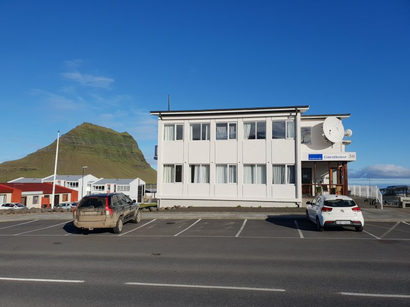 The Old Post office hotel, sanefellsness peninsula, iceland hotel