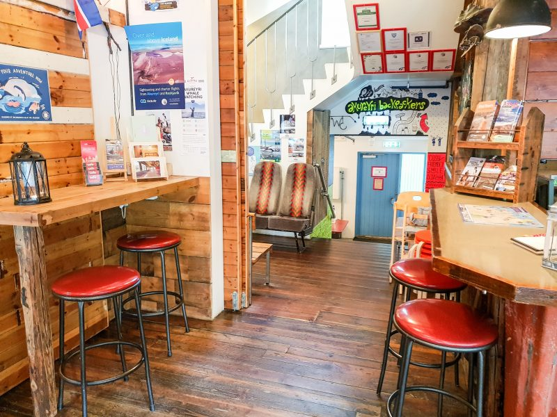 Akureyri backpackers one of the best ring road hostels in iceland