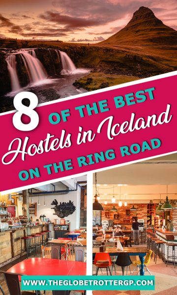 The best hostels in iceland - ring road accommodation options for budget iceland travel. Som,e of the best ring road accommodation optiosn to help you decide where to stay in iceland. #budgeticeland #icelandaccommodation #cheapicelandaccommodations #icelandhostels #hostelsiniceland
