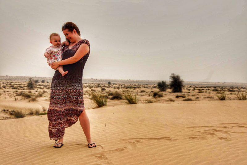 desert resort near dubai - a winter sun holiday destination