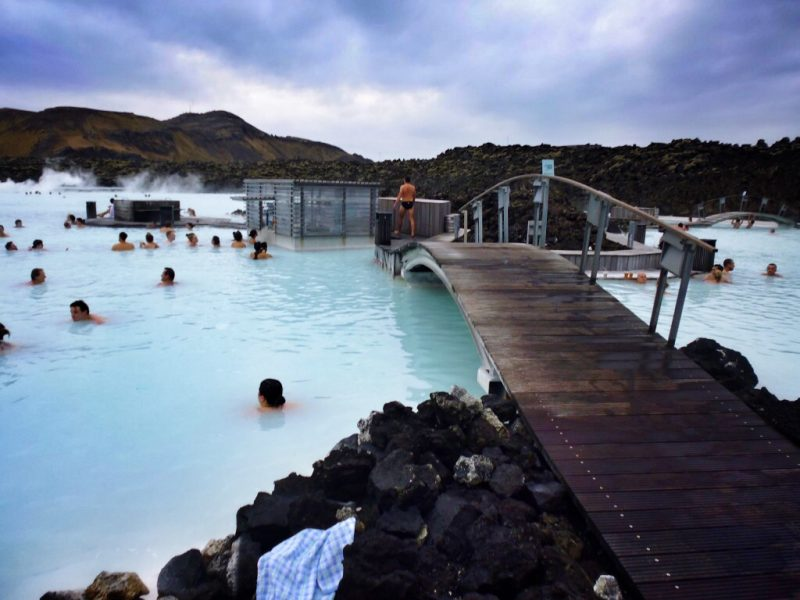 The Blue Lagoon Iceland- a great day trip from reykjavik