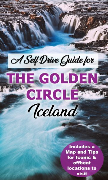 The Golden Circle Iceland self drive guide and Golden Circle Map. Everything you need to know to plan a trip to iceland's golden circle. Includes the best stops on the golden circle, driving the golden circle in winter, where to stay on the golden circle and how to get the most out of your trip in iceland. Gullfoss waterfall | haukaladur geysir | Thingvellier National park | Braurfoss | Kerid crater Lake | Laugarvatn spa #thegoldencircle #goldencircle #thegoldencircleiceland #goldencircleiceland #icelandselfdrive