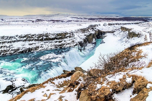 iceland in winter - is it the best time to visit iceland