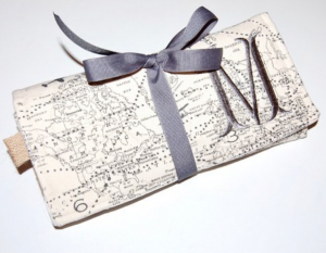Travel gifts for her - jewellery case