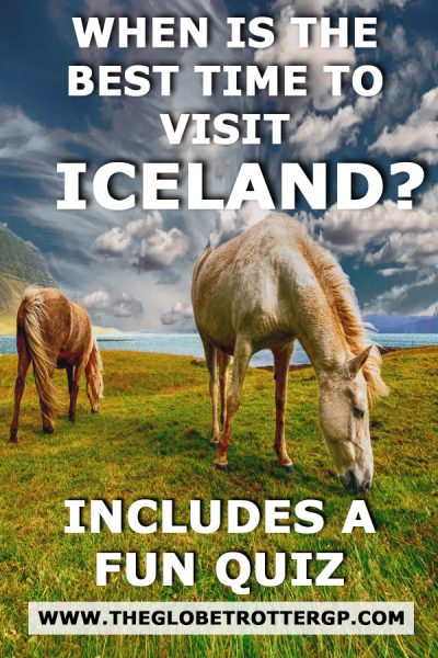 When is the best time to visit Iceland? This month by month breakdown and fun iceland quiz will help you decide when to go to iceland! Iceland travel guide   Iceland planning tips   Iceland tips  Iceland travel #iceland