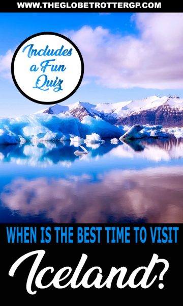 When is the best time to visit Iceland? This month by month breakdown and fun iceland quiz will help you decide when to go to iceland! Iceland travel guide | Iceland planning tips | Iceland tips |Iceland travel #iceland