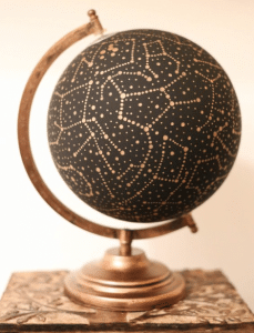 travel gifts for her constellation globe
