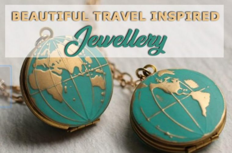 travel inspired jewellery