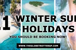 21 winter sun holiday destinations