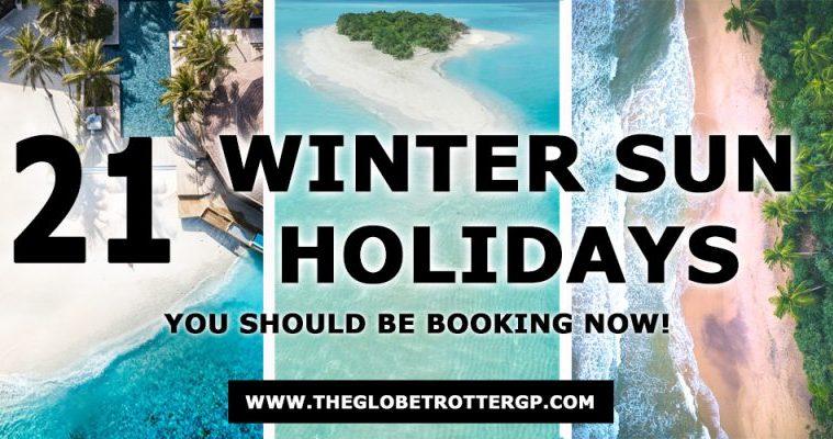 21 winter sun holiday destinations