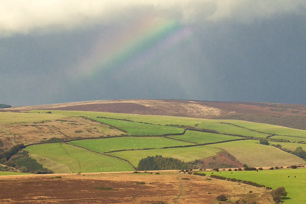 beautiful english countryside getaways in Exmoor