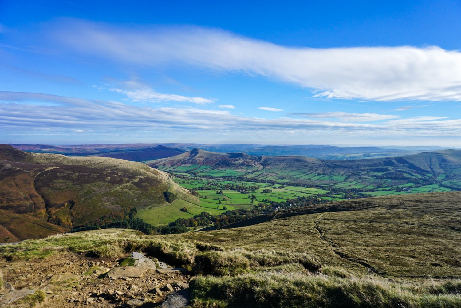 english countryside getaways to the The peak district