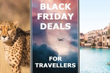 black friday travel deals