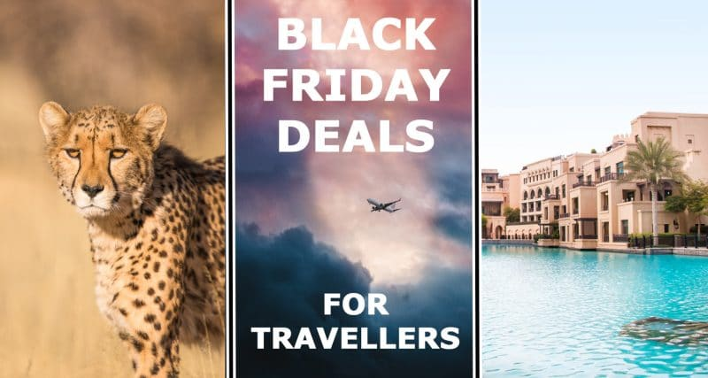 2019 Cyber Monday & Black Friday Deals for Travel Lovers - The Globetrotter GP
