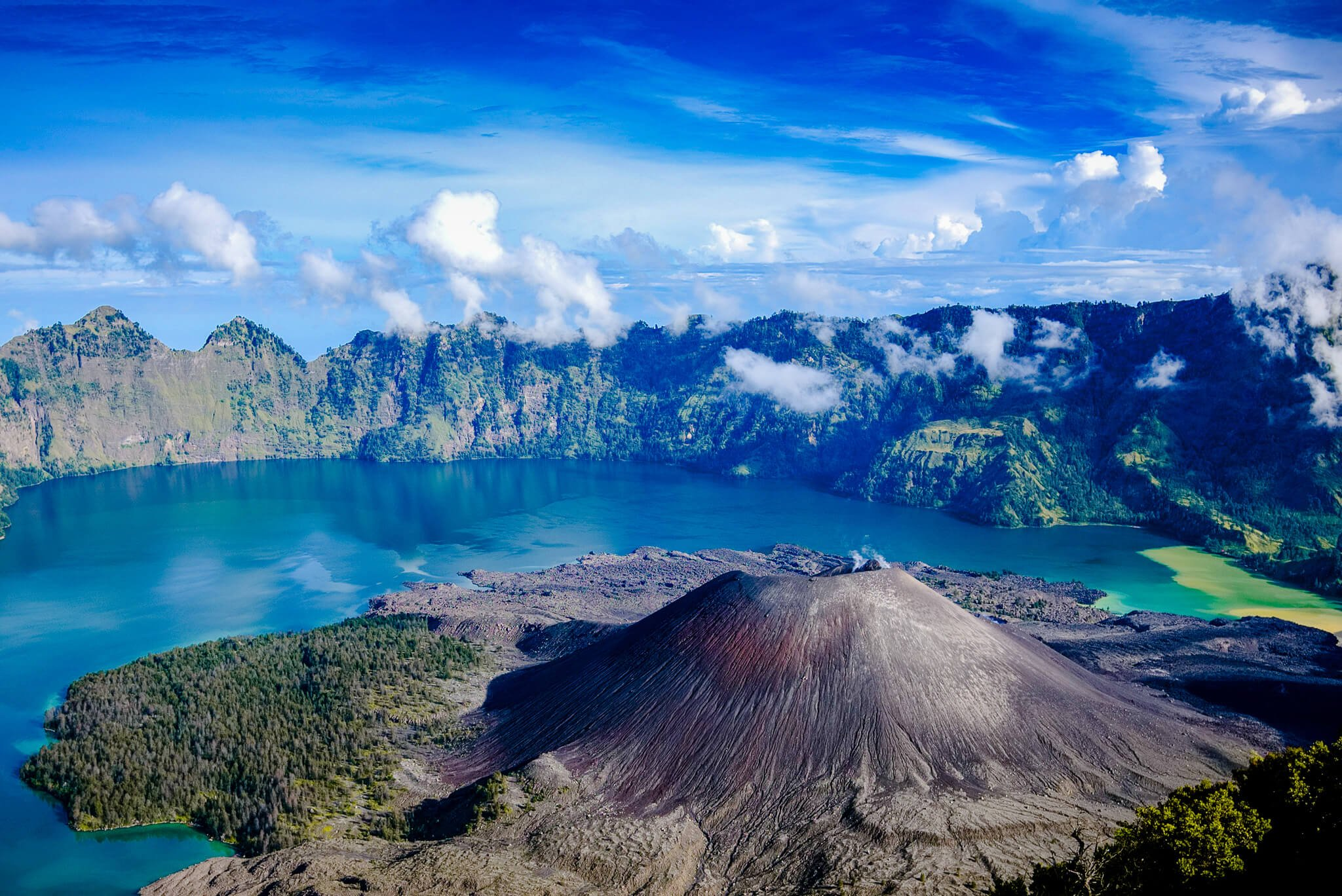 Mt Rinjani lombok indonesia - a travel bucket list experience