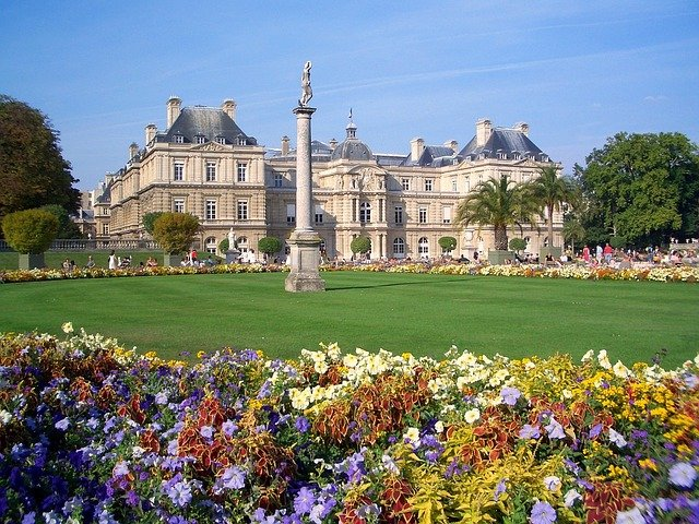 best cities for couples - jardin du luxembourg