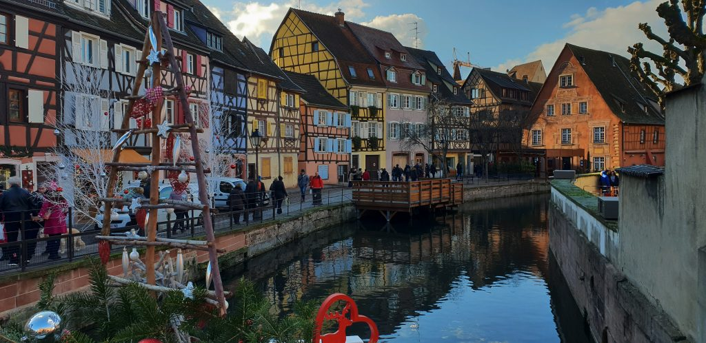 best city breaks for couples in colmar, france