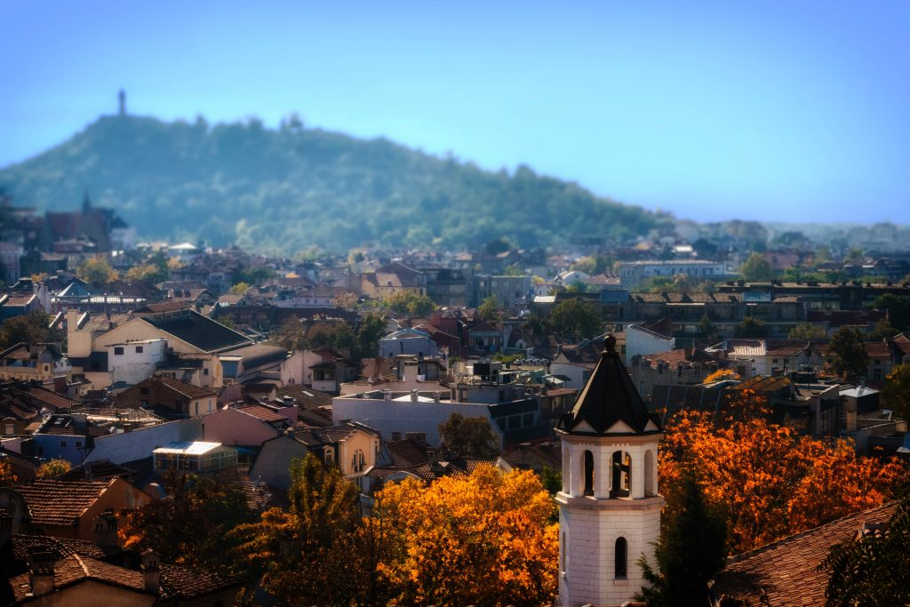 best city breaks for couples - romantic plovdiv in bulgaria