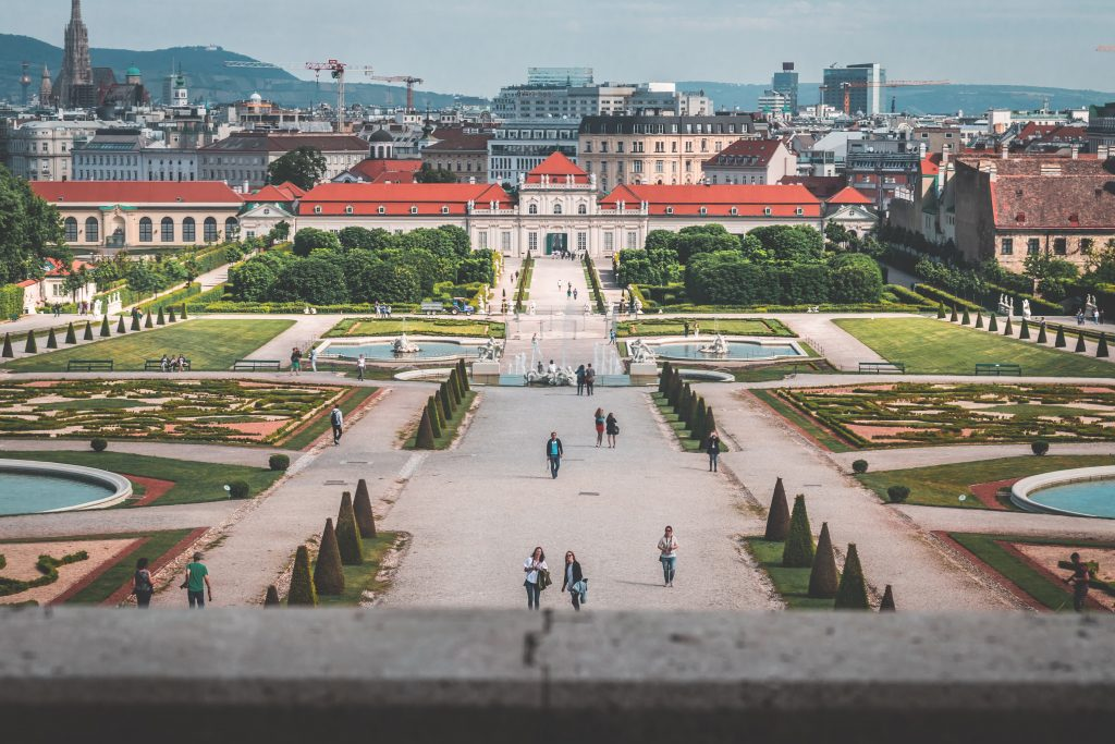 best city breaks for couples vienna