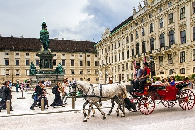 best city breaks for couples vienna horse and carriage