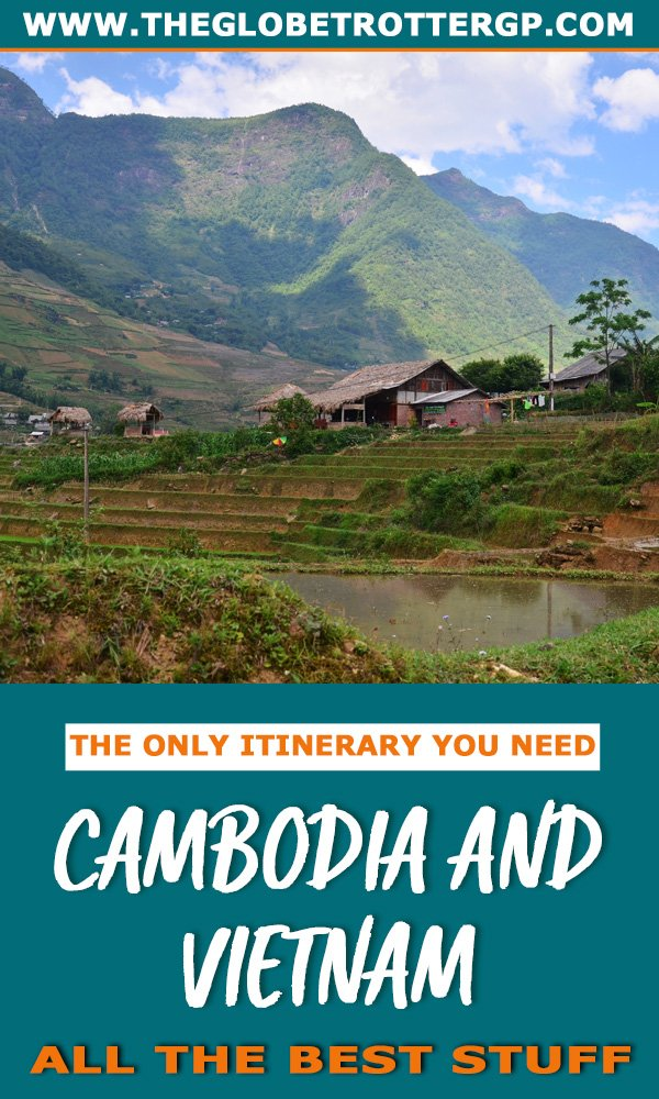 The best cambodia and vietnam tour - g adventures is the best way to visit the indochina loop and this icambodia and vietnam itinerary has everythign you need from boat trips to beaches to ancient temples! ##grouptours #seasia
