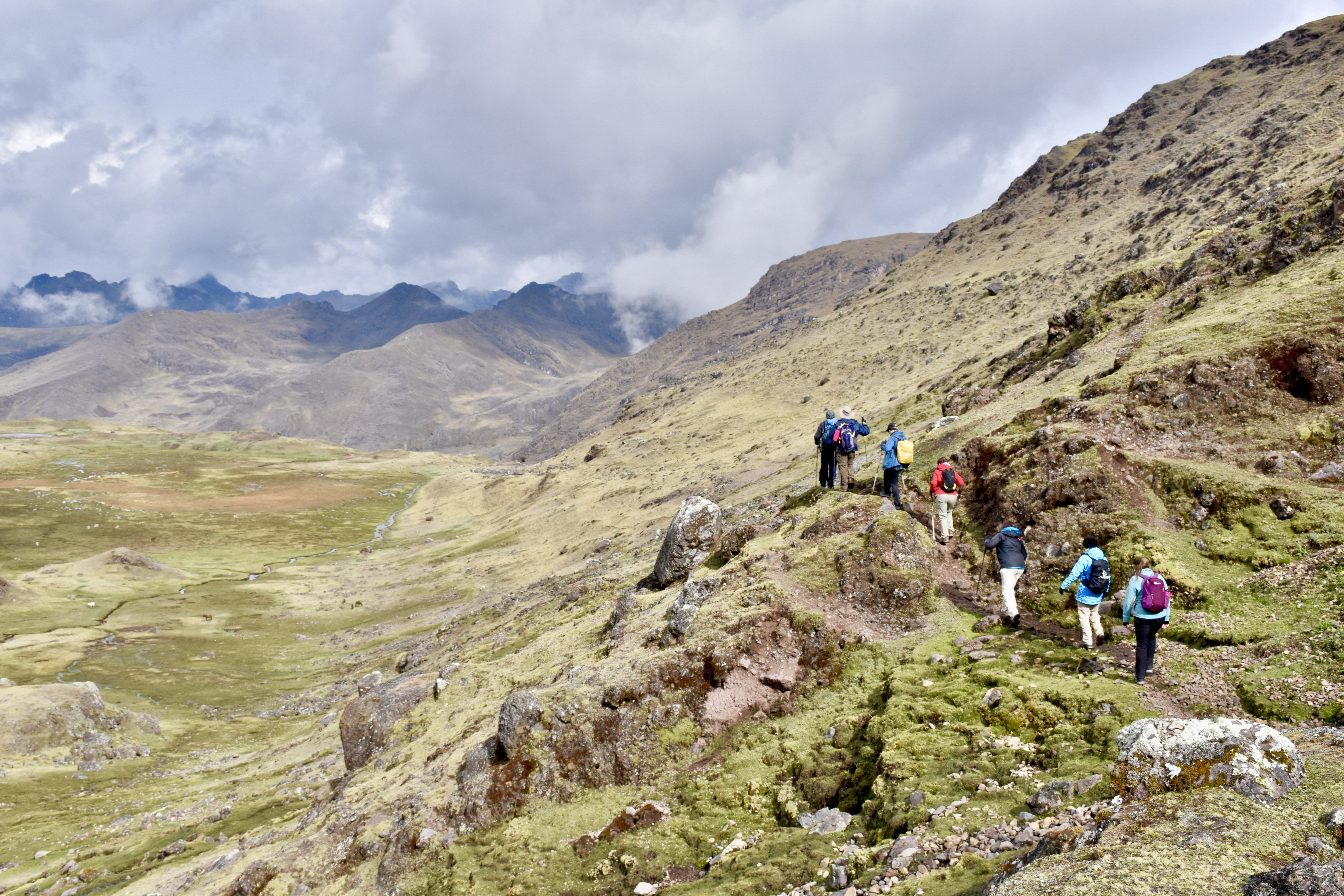 the lares trek in peru an alternative to the inca trail and a great item for your bucket list